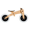 Wishbone 2 in 1 Design Bike - Draisienne Enfant - Classic beige